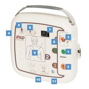 CU Medical SP1 volautomaat functies