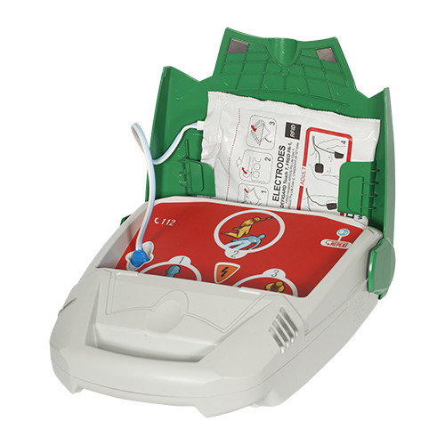 DefiSign Life AED binnenkant