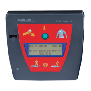 Schiller Easy Life volautomaat AED