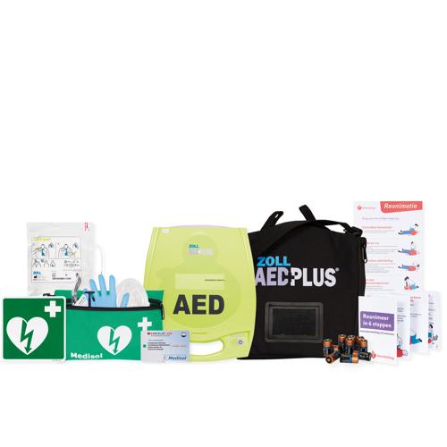 Zoll AED Plus toebehoren