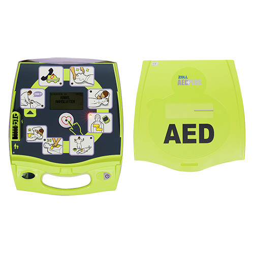 Zoll AED Plus display