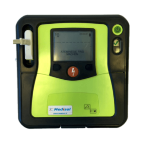 Zoll AED Pro display